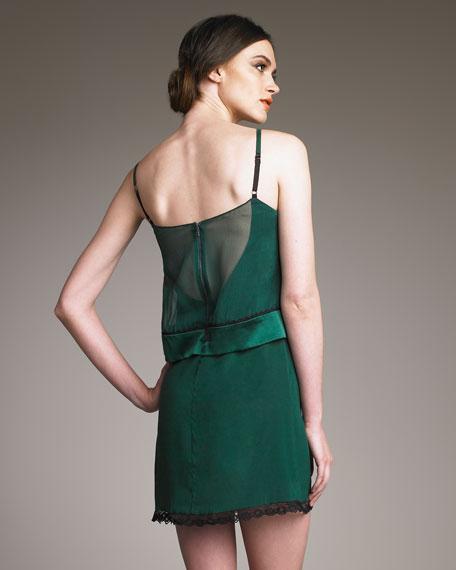 Tita Layered Slip Dress