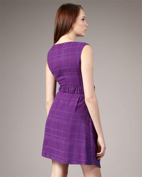 Arabella Plaid Dress