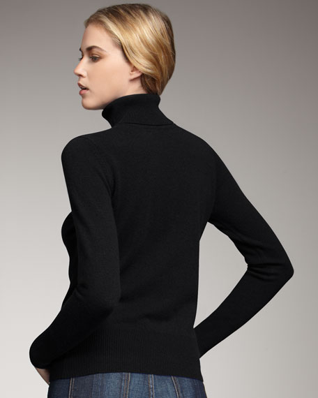 Cashmere Turtleneck, Women's
