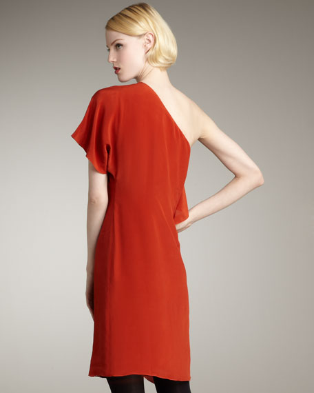 Francis Tiered Dress