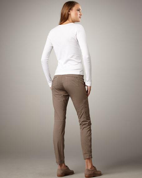 Ella Mae Zip Cargo Pants