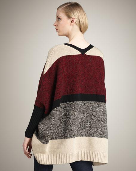 Gaia Colorblock Sweater