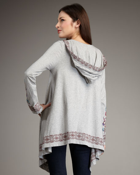 Shirley Embroidered Cardigan, Women's