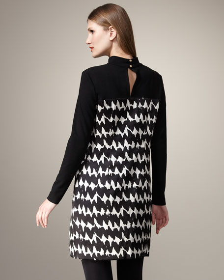 Emina Combo Dress