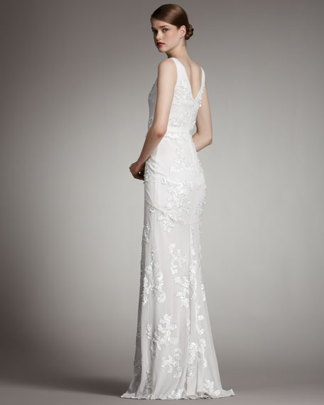 Ashley Gown, Ivory