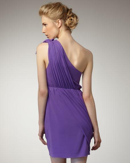 Carmen Draped Dress