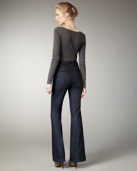 Neat Meriweather High-Rise Trousers