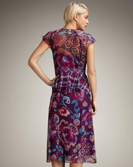 Temptress Tea Dress