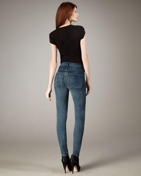 Rocket Rapture High-Waist Skinny Jeans