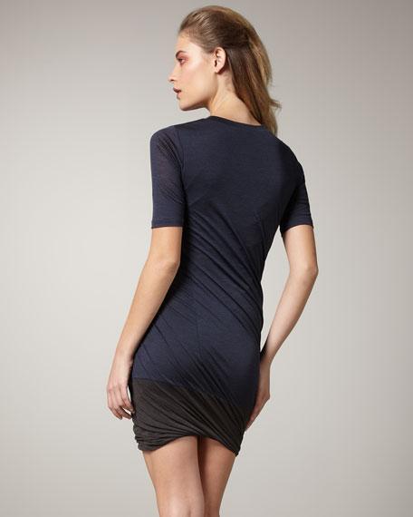 Vivica Gathered Dress