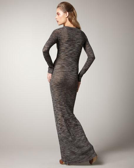 Long Sweater-Dress