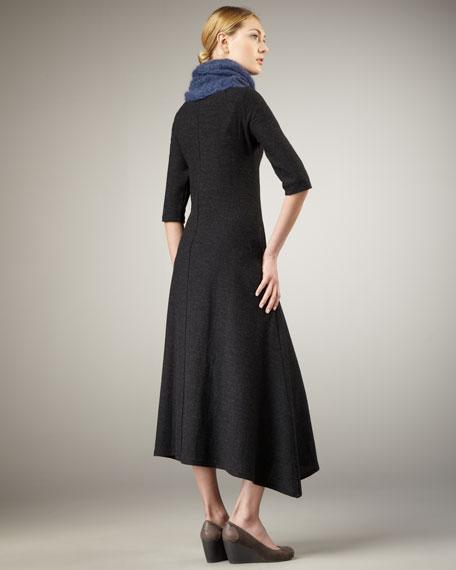 Long Knit Dress, Petite