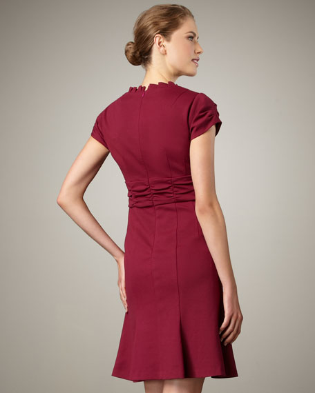 In Disguise Ruched Dress
