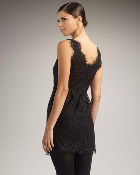 Rori Sleeveless Lace Dress