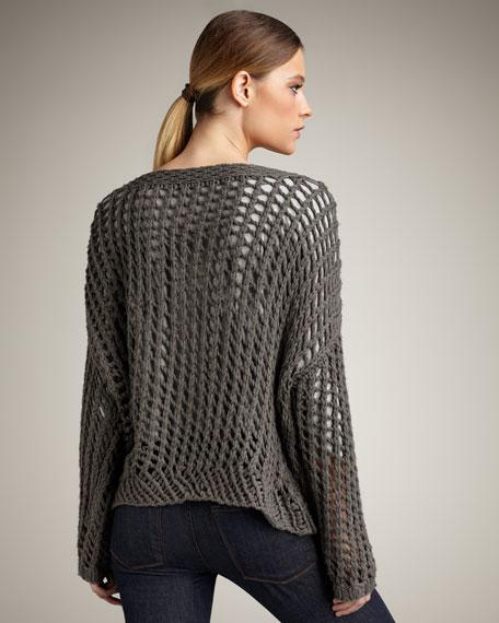 Prima Net Sweater