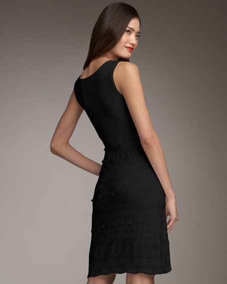 Bahia Jacquard Dress
