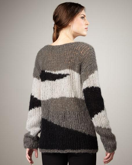 Nolita Striped Sweater
