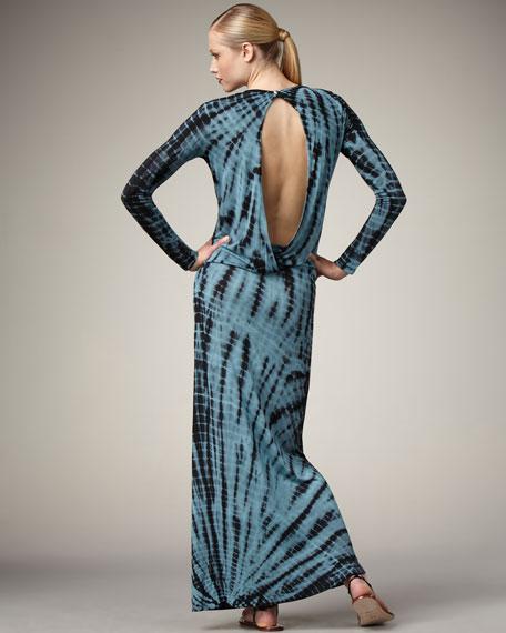 Gloria Tie-Dye Maxi Dress