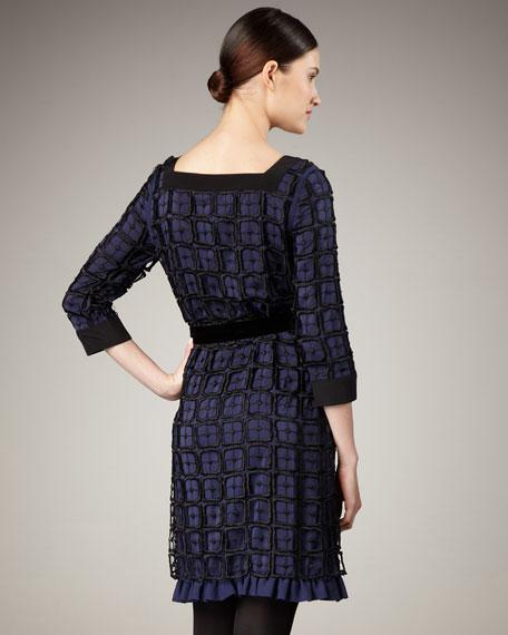 Fair & Square Lace Dress
