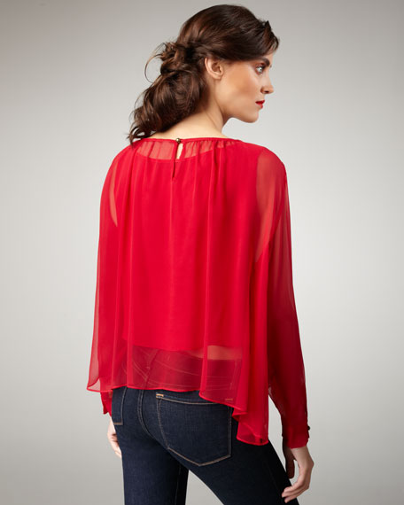 Astral Sheer Blouse