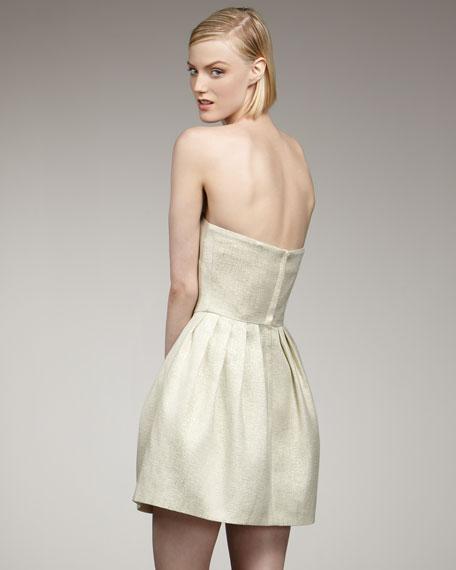 Nico Strapless Bow Dress