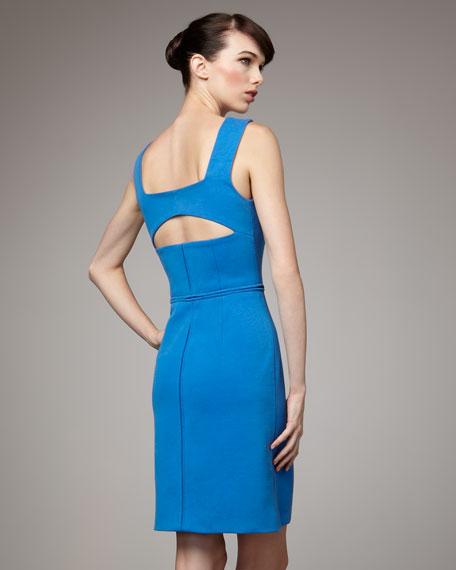 Back-Cutout Dress