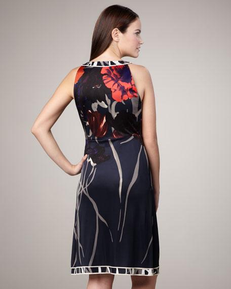 Ivy Printed Dress