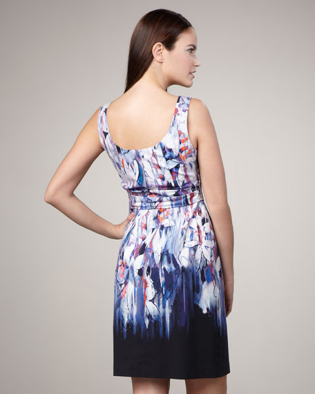 Kathy Printed Dress