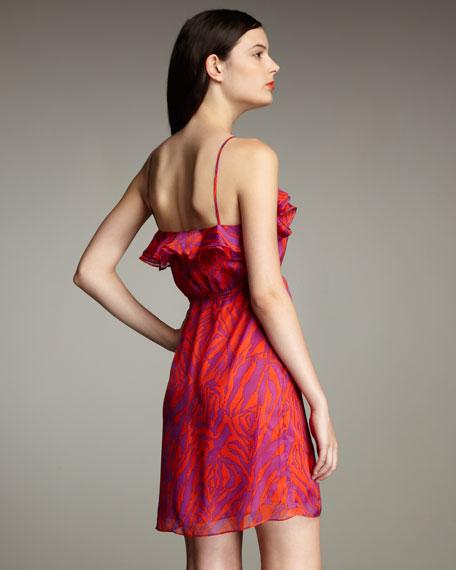 Stephanie Ruffled Dress
