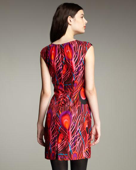Ariana Printed Dress