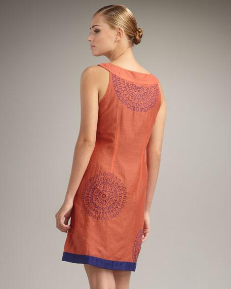 Shanti Cutwork Dress