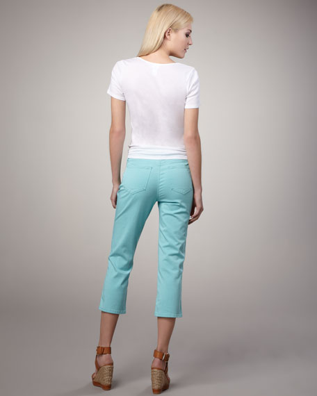 Jackie Cropped Jeans
