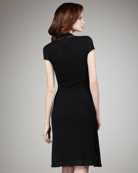 Pointelle Dress