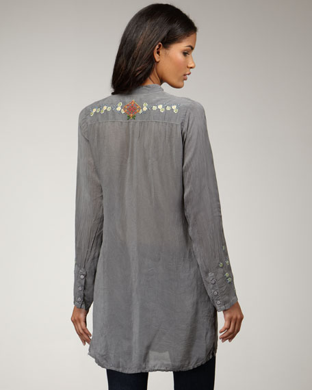 Felicitas Embroidered Tunic