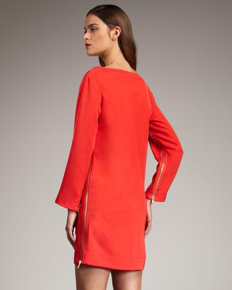 Clark Twill Dress