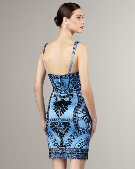 Beaded Pattern Dress