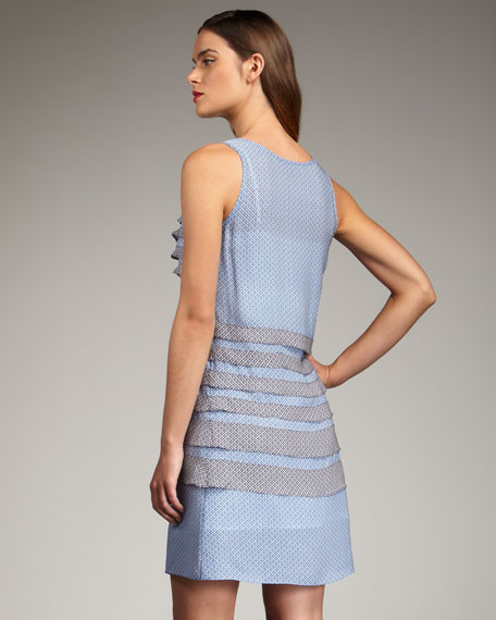 Marina Printed Dress