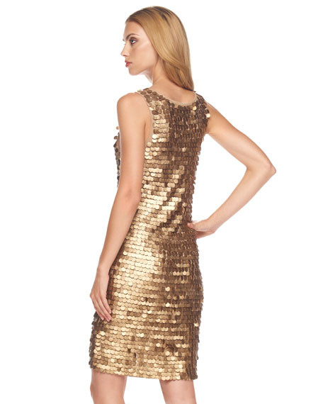 Paillette Dress