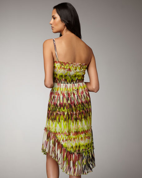 Printed Skirt/Dress Coverup