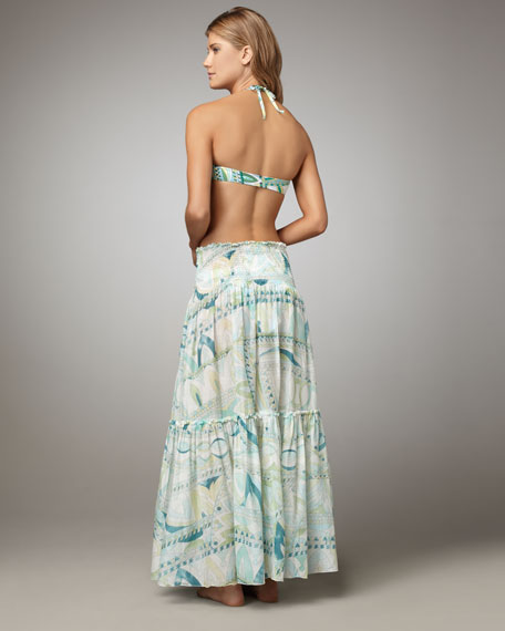 Isfahan Convertible Coverup