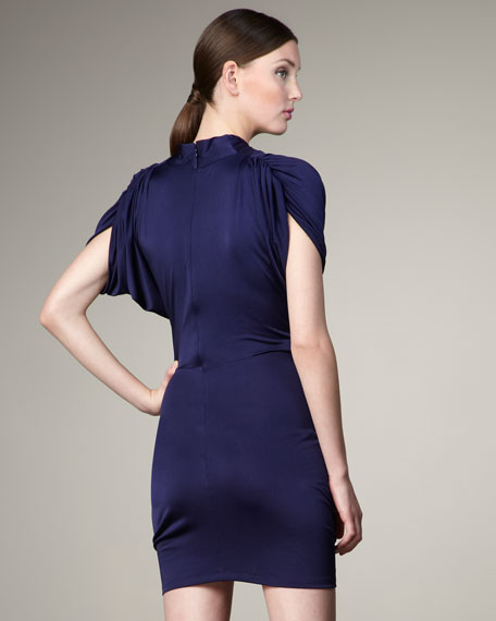 Valerie Ruched Dress