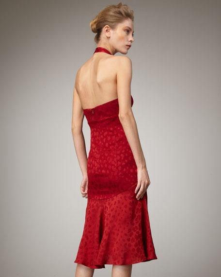Silk Dress, Rouge