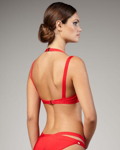 Strappy Bandage Bikini