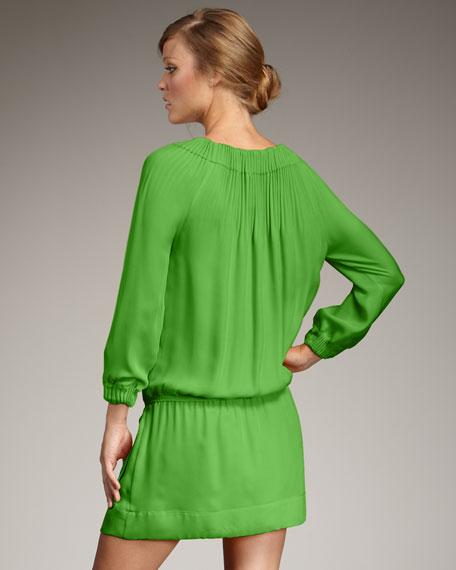 Mikino Blouson Dress