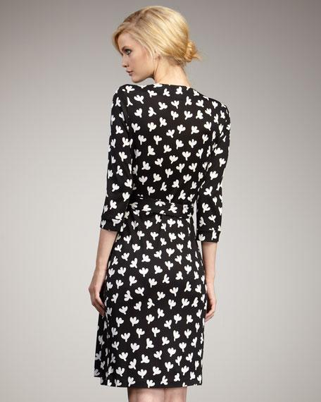 New Julian Wrap Dress, Birdy