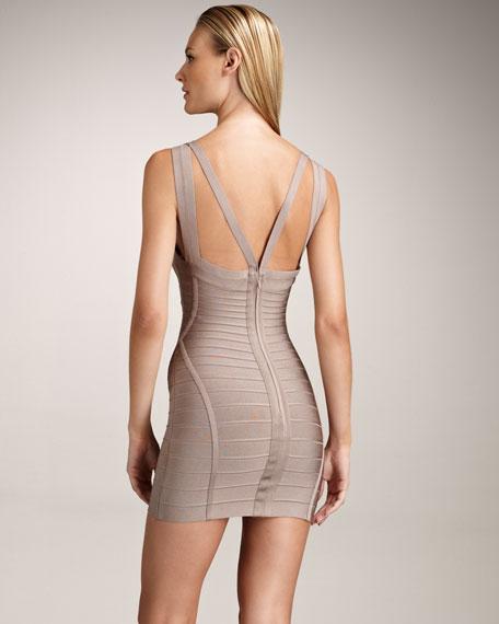 Halter Bandage Dress