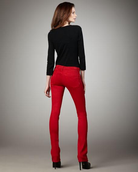 The Runaway Poppy Skinny Flare Jeans