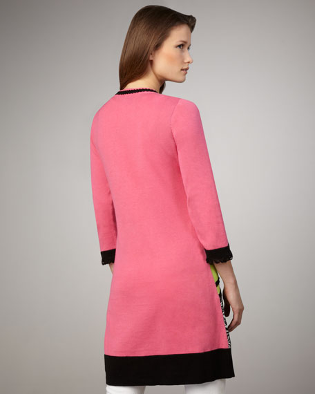 Mixed Print Jacket, Women's