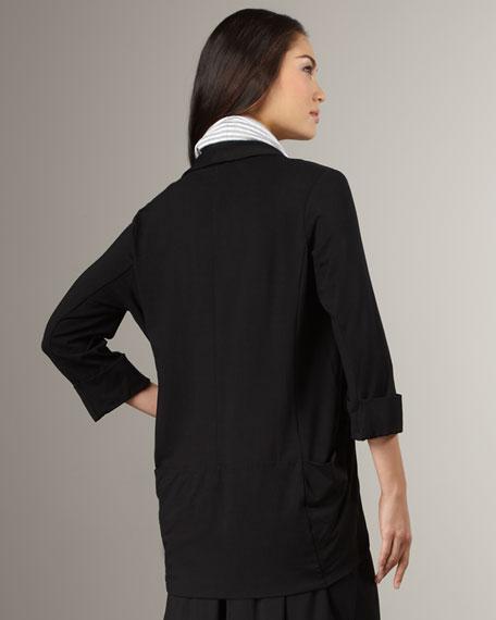 Long Oval Jacket