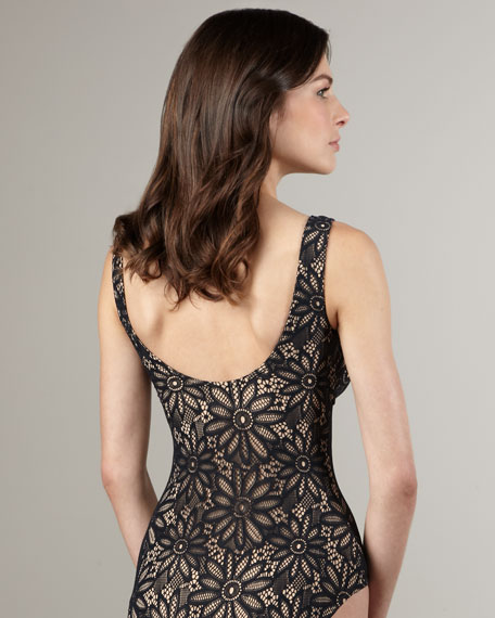 Lace One-Piece
